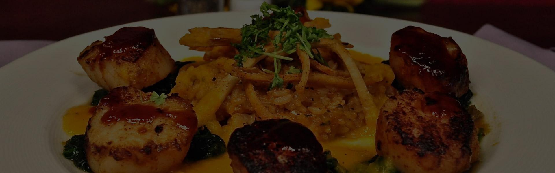 Dinner Menu - Steam Pub